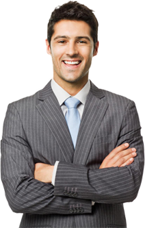 Male leasing agent